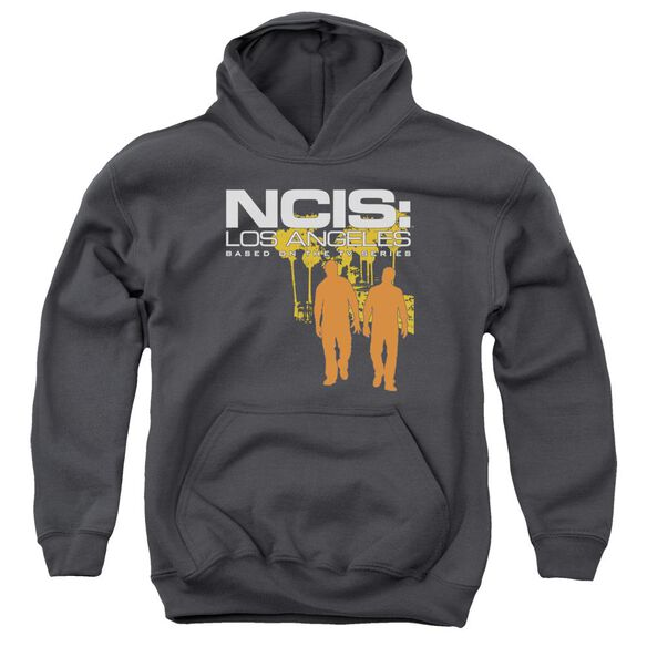 Ncis:La Slow Walk Youth Pull Over Hoodie