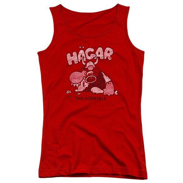 Hagar The Horrible Hagar Gulp Juniors Tank Top