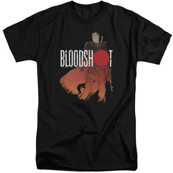 Bloodshot Taking Aim Short Sleeve Adult Tall T-Shirt
