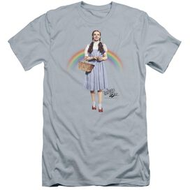 Wizard Of Oz Over The Rainbow Hbo Short Sleeve Adult Light T-Shirt