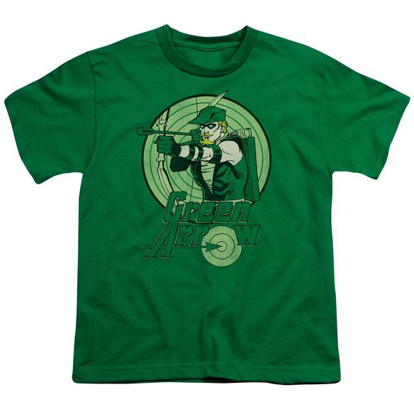 Dc Arrow Short Sleeve Youth Kelly T-Shirt