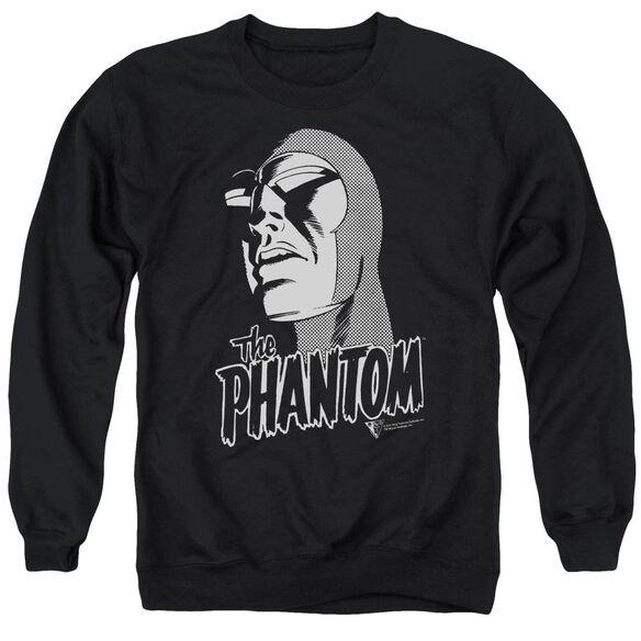 Phantom Inked Adult Crewneck Sweatshirt