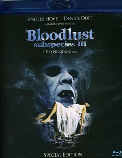 Image of Bloodlust: Subspecies III
