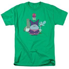 Chowder Group Short Sleeve Adult Kelly T-Shirt