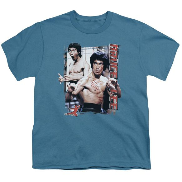 Bruce Lee Enter Short Sleeve Youth T-Shirt