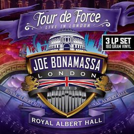 Joe Bonamassa - Tour de Force: Live in London - Royal Albert Hall