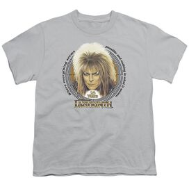 Labyrinth 25 Years Short Sleeve Youth T-Shirt