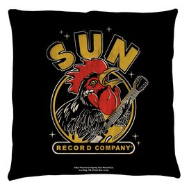 Sun Records Rocking Rooster Throw