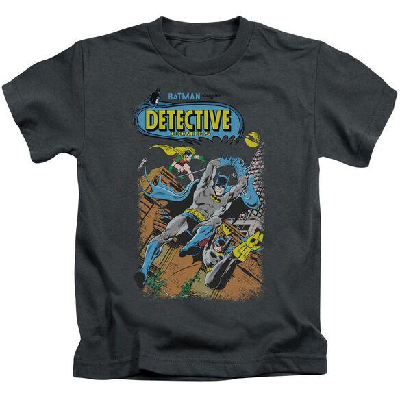 BATMAN DETECTIVE #487 - S/S JUVENILE 18/1 - CHARCOAL - T-Shirt