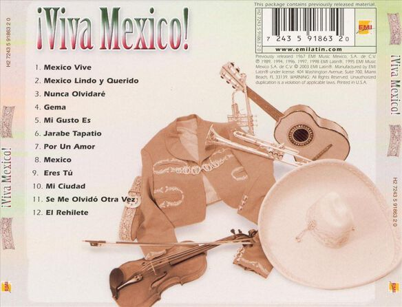 Viva Mexico 0903