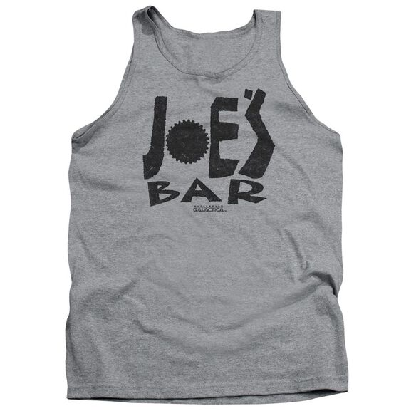 Bsg Joes Bar Logo Adult Tank Athletic
