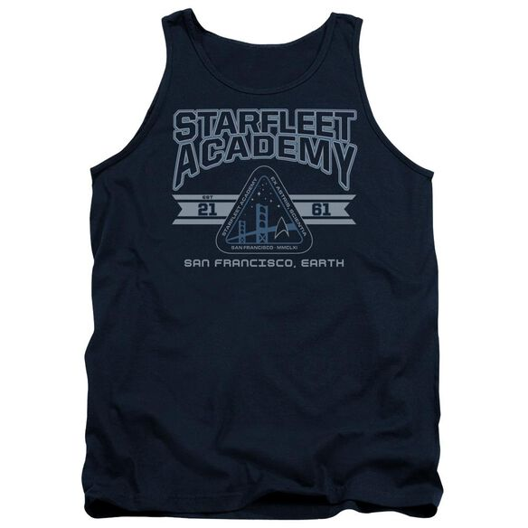 Star Trek Starfleet Academy Earth Adult Tank