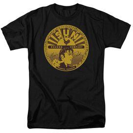 Sun Elvis Full Sun Label Short Sleeve Adult T-Shirt