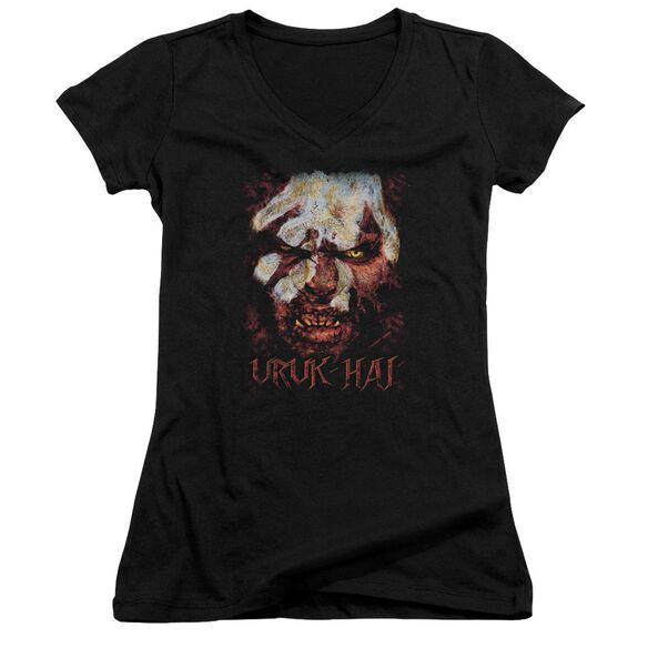Lor Uruk Hai Junior V Neck T-Shirt