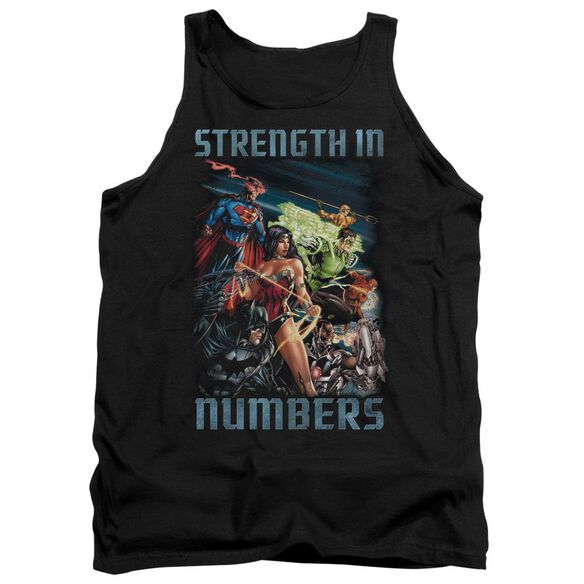 Jla Strength In Number Adult Tank
