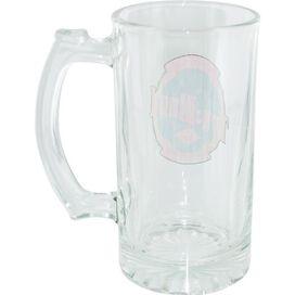 True Blood Drink Label Glass Mug