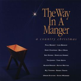 Various Artists - Way in a Manger: Country Christmas