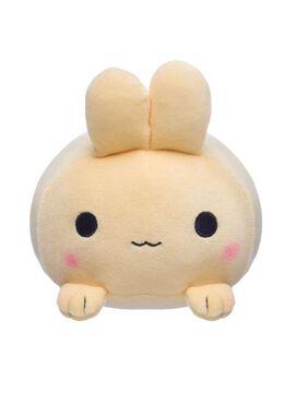 Tan Rabbit Mochi Plush