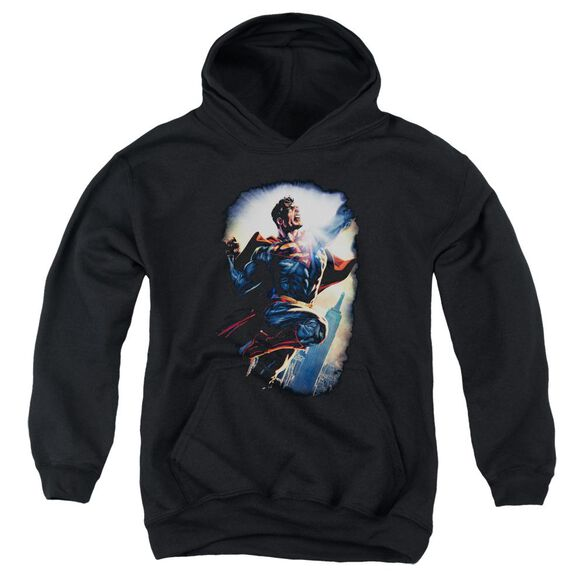 Superman Ck Superstar Youth Pull Over Hoodie