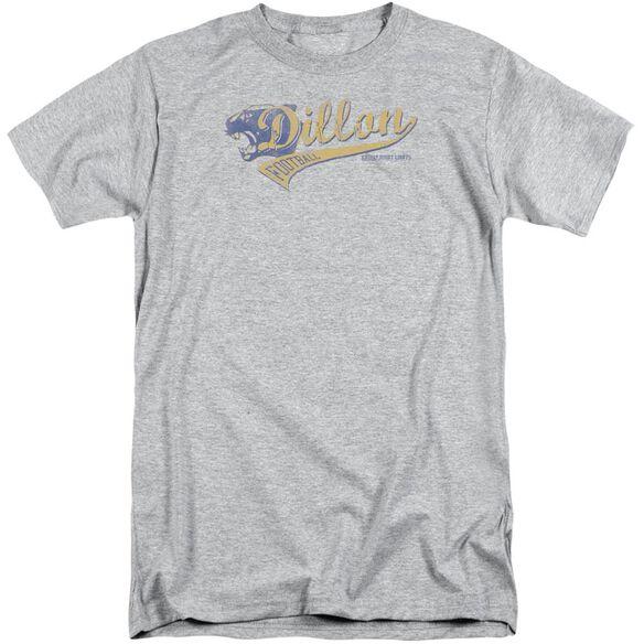 Friday Night Lights Team Spirit Short Sleeve Adult Tall Athletic T-Shirt