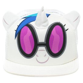 My Little Pony DJ Pon-3 Head Trucker Hat