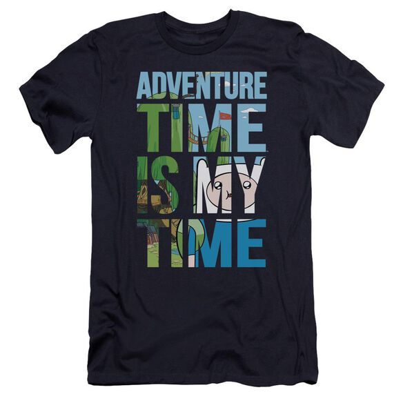 Adventure Time My Time Hbo Short Sleeve Adult T-Shirt