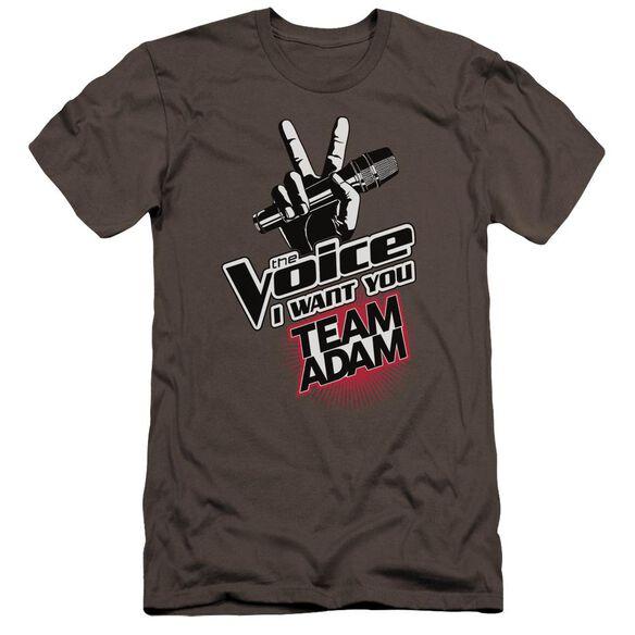 The Voice Team Adam Premuim Canvas Adult Slim Fit