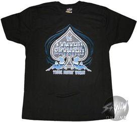 Lynyrd Skynyrd Trucker T-Shirt Sheer