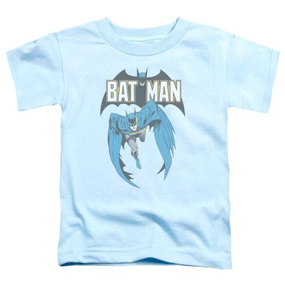 Batman Batman #241 Cover Short Sleeve Toddler Tee Light Blue Lg T-Shirt