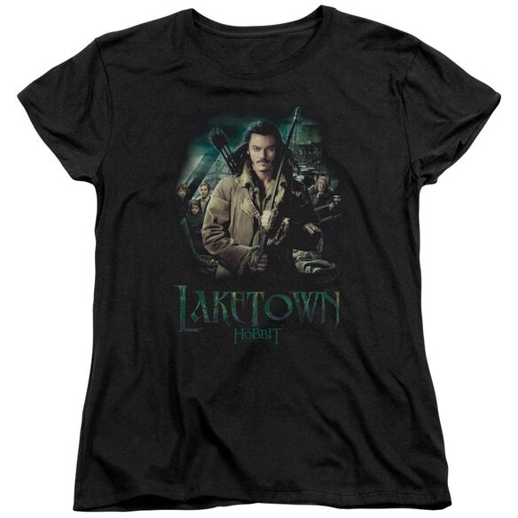Hobbit Protector Short Sleeve Womens Tee T-Shirt