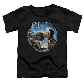 Et Gertie Kisses Short Sleeve Toddler Tee Black Sm Black Sm T-Shirt