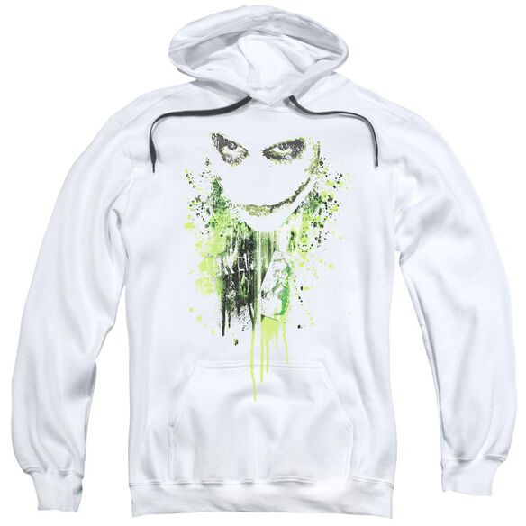 Dark Knight Engine Of Chaos Adult Pull Over Hoodie
