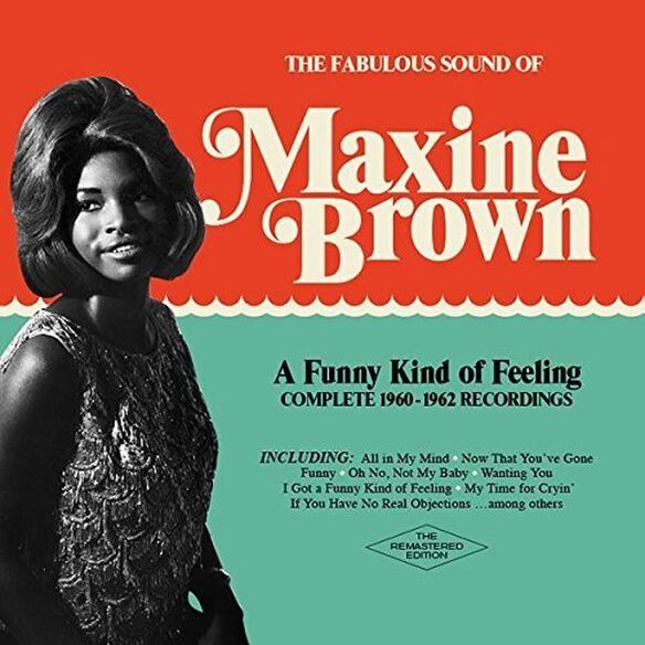 Maxine Brown - Funny Kind Of Feeling: Comp 1960-1962 Recordings