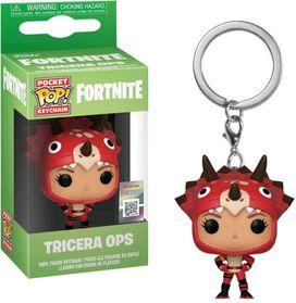 Funko Pop! Keychain: Fortnite - Tricera Ops