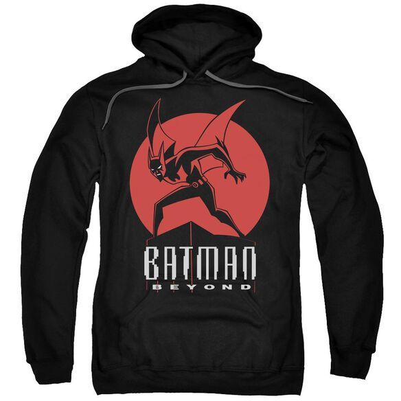 Batman Beyond Perched Adult Pull Over Hoodie