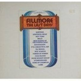 Fillmore: The Last Days/ Various - Fillmore: The Last Days