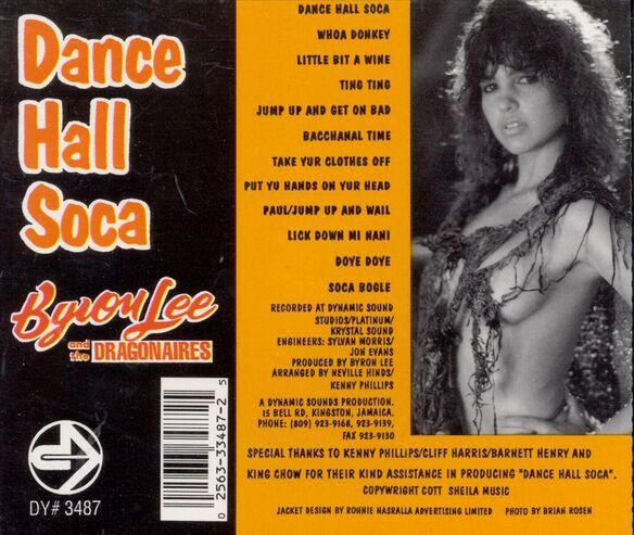 Dance Hall Soca 0198