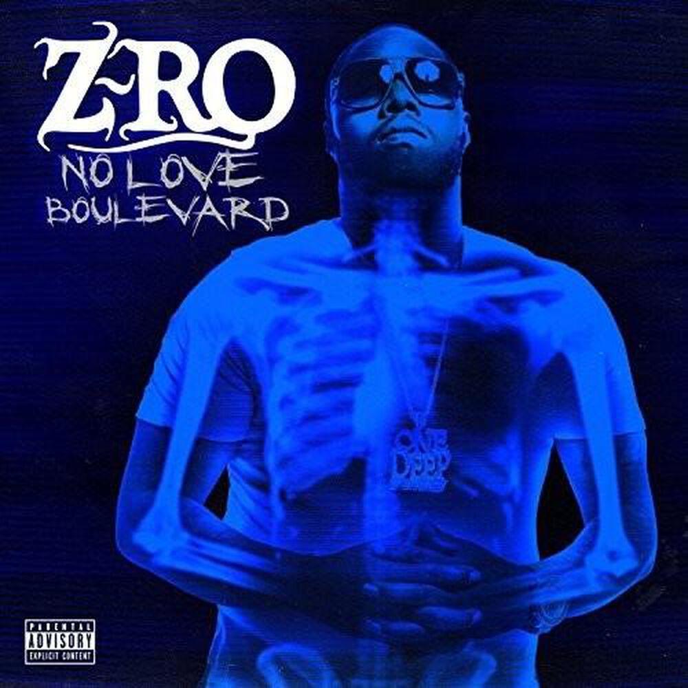 no love boulevard by z ro new on cd fye