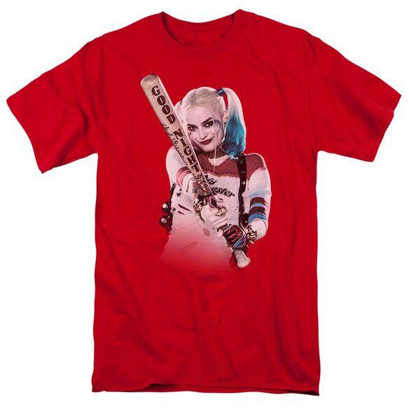 Suicide Squad Bat At You Short Sleeve Adult T-Shirt