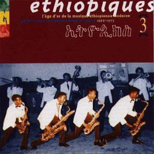 Ethiopiques 3: Golden Years Modern Ethiopia / Var