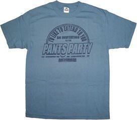 Anchorman Pants Party T-Shirt