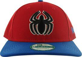 Spiderman Logo 9FORTY Velcro Hat