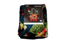 Godzilla Plush Throw Blanket