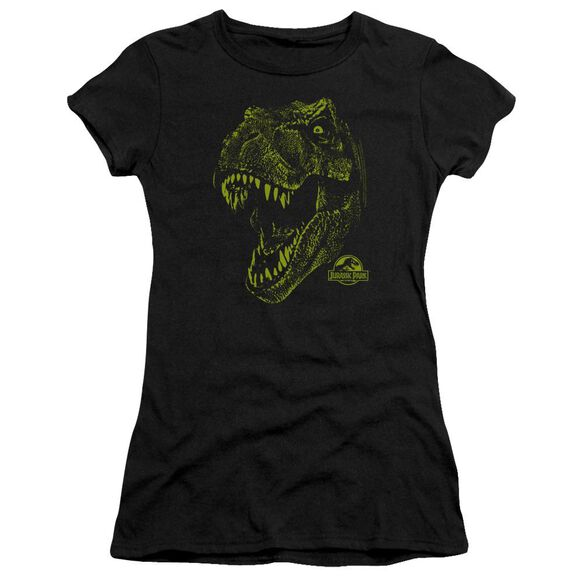 Jurassic Park Rex Mount Premium Bella Junior Sheer Jersey