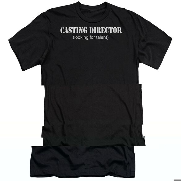 Casting Director Short Sleeve Adult T-Shirt