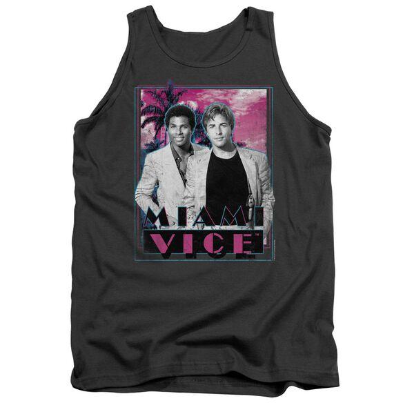 Miami Vice Gotchya Adult Tank