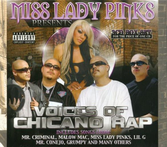 Miss Lady Pinks Presents - Voices of Chicano Rap