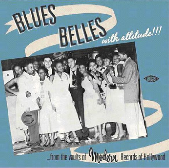 Blue Belles With Attitude From Vaults Modern / Var