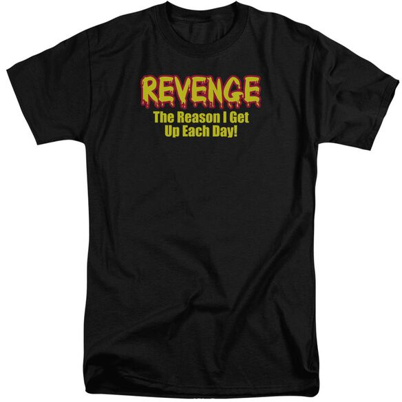 Revenge Short Sleeve Adult Tall T-Shirt