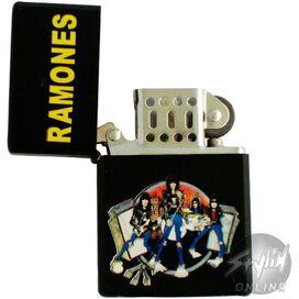 Ramones Lineup Lighter